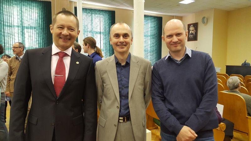 Сергей Тихоцкий избран директором ИФЗ РАН